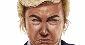 DJ Trump, image by Jamie Bottomley (small)
