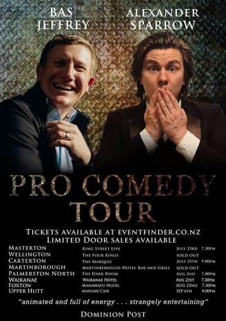Pro Comedy Tour 2014 2